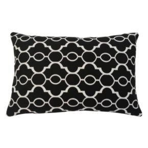 Edie, Inc.  Drammen 13'' x 20'' Outdoor Throw Pillow
