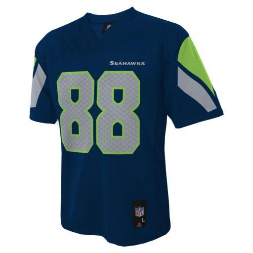 Boys 8-20 Seattle Seahawks Jimmy Graham NFL Replica Jersey