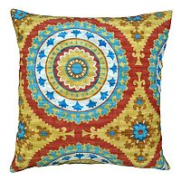 Edie, Inc. Inessa Outdoor Throw Pillow