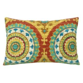 Edie, Inc.  Inessa 13'' x 20'' Outdoor Throw Pillow