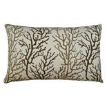 Edie, Inc.  Capri 13'' x 20'' Outdoor Throw Pillow