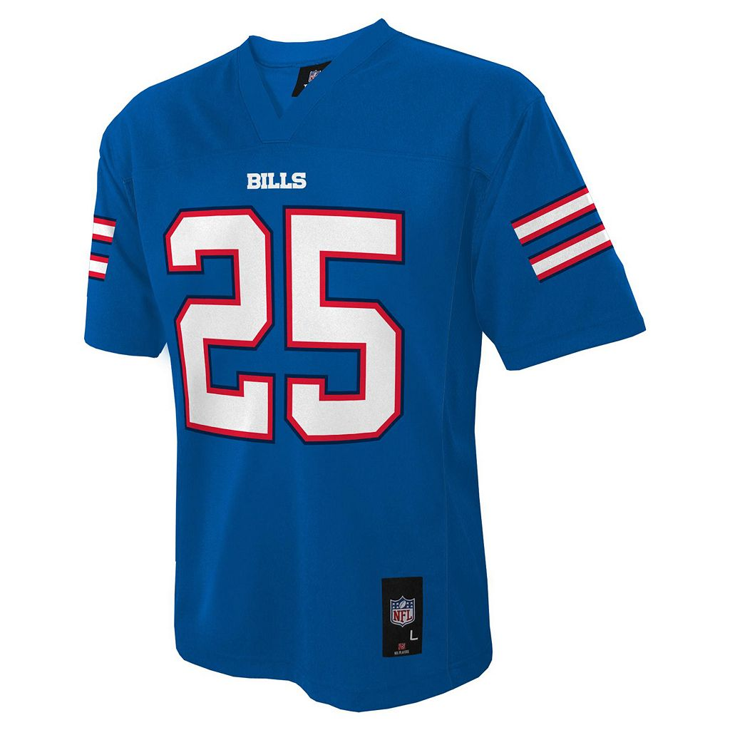 Boys 8-20 Buffalo Bills LeSean McCoy NFL Replica Jersey