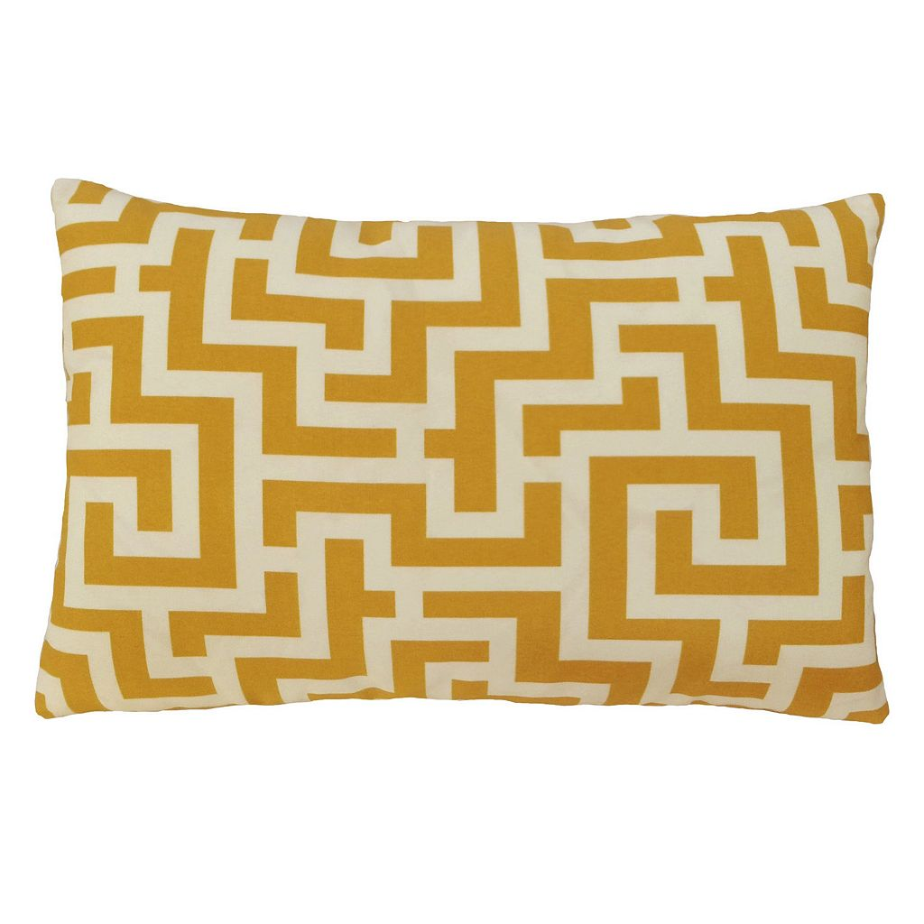 Edie, Inc. Keys 13'' x 20'' Outdoor Throw Pillow