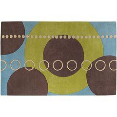 Artisan Weaver Pinedale Geometric Wool Rug