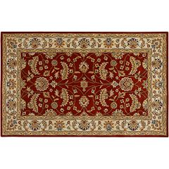 Artisan Weaver Plainview Floral Wool Rug
