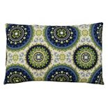 Edie, Inc.  Bendis 13'' x 20'' Outdoor Throw Pillow