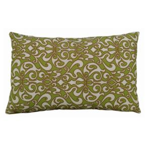 Edie, Inc.  Vert 13'' x 20'' Outdoor Throw Pillow