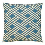 Edie, Inc.  Isham Fresco Outdoor Throw Pillow