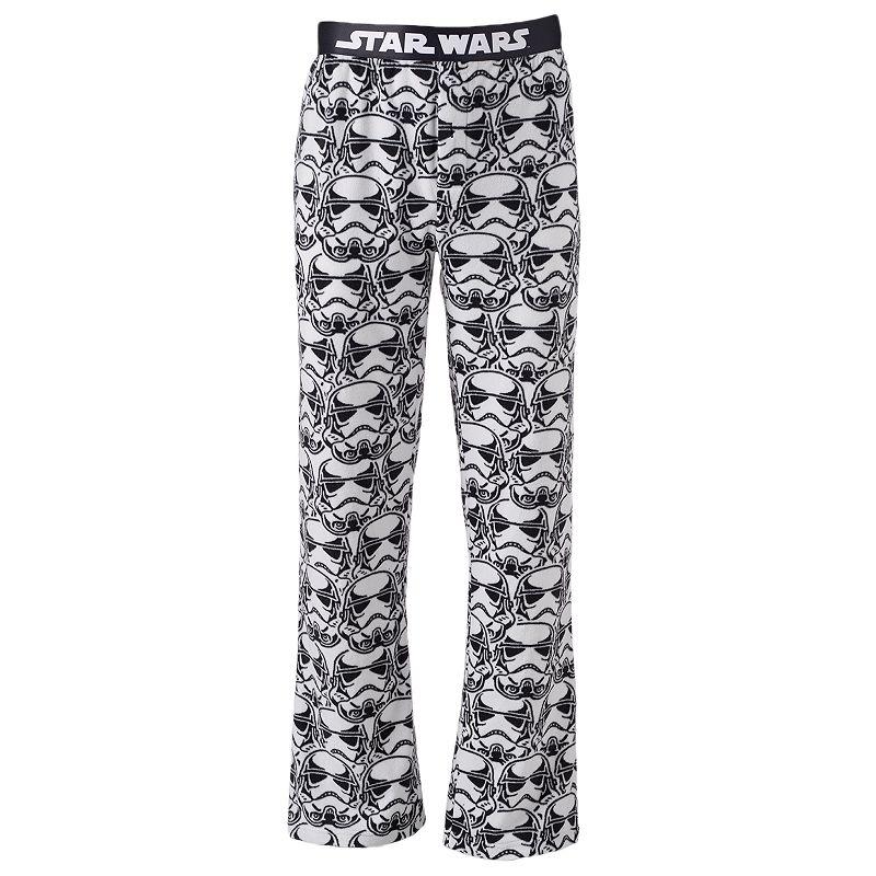 Star Wars Stormtrooper Microfleece Lounge Pants - Men