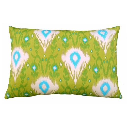 Edie, Inc.  Chipego 13'' x 20'' Outdoor Throw Pillow