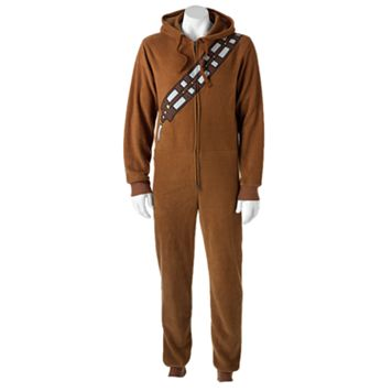 Men's Star Wars Chewbacca Union Suit