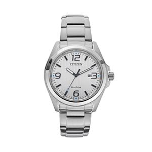 drive from citizen eco drive men s cto stainless steel watch