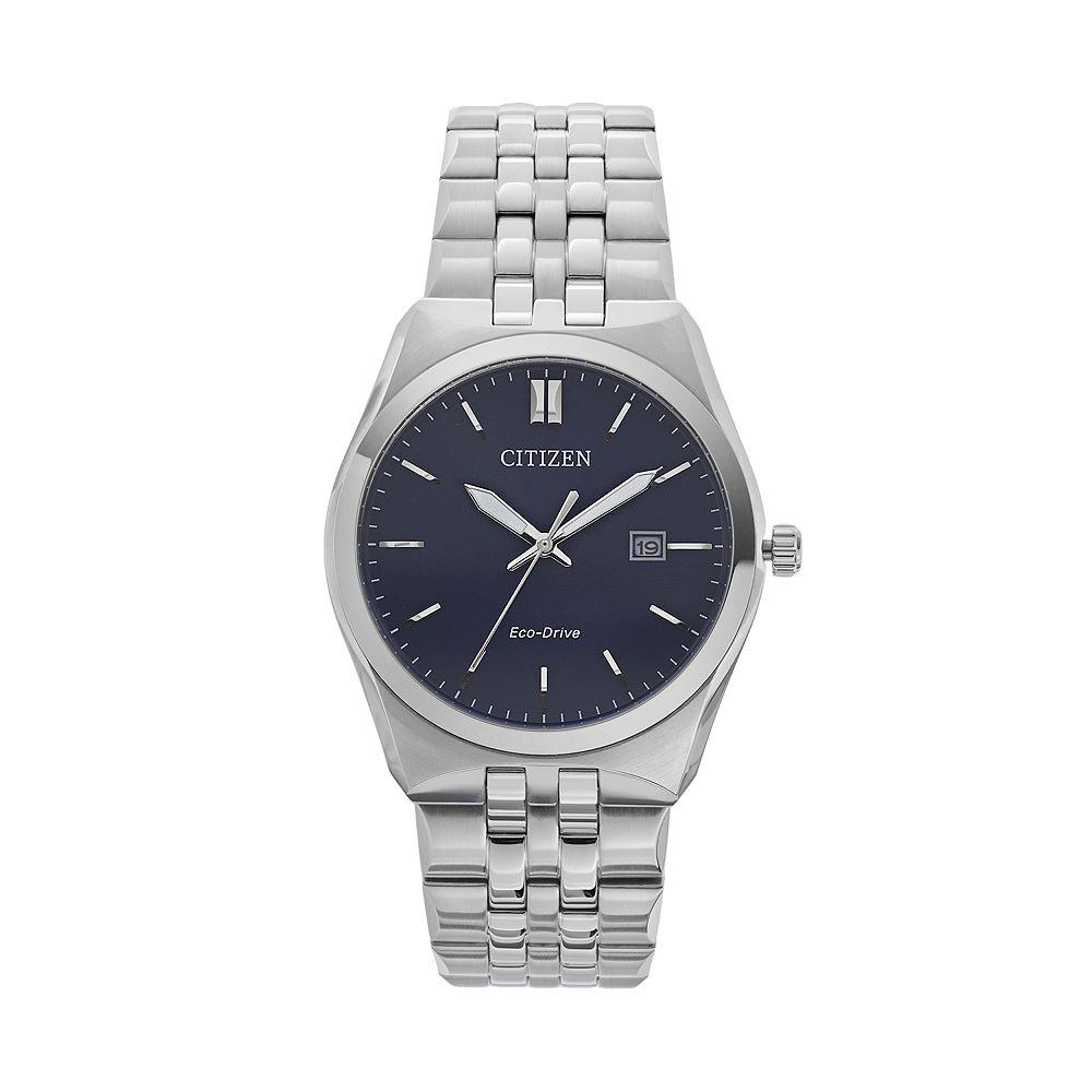 Citizen Eco-Drive Men s Corso Stainless Steel Watch - BM7330-59L 9e994afd2