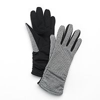 Apt. 9® Women's Mini Houndstooth Gloves