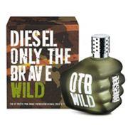 Diesel Only The Brave Wild Men's Cologne - Eau de Toilette