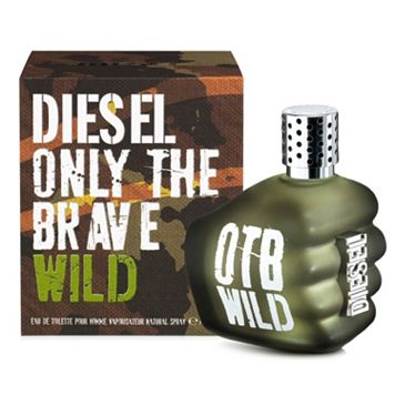 Diesel Only The Brave Wild Men's Cologne - Eau de Toilette