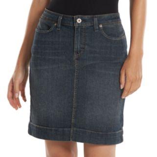 Dickies Denim Skirt - Women's