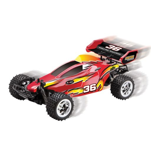 The Black Series Remote Control Off-Road Racer