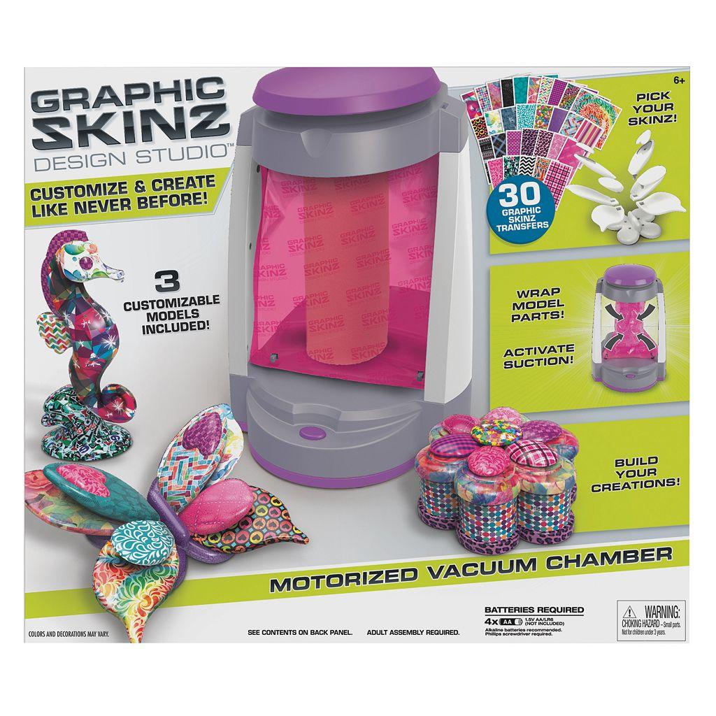 Mattel Graphic Skinz Design Studio