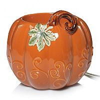 Yankee Candle simply home Scenterpiece Pumpkin Wax Melt Warmer