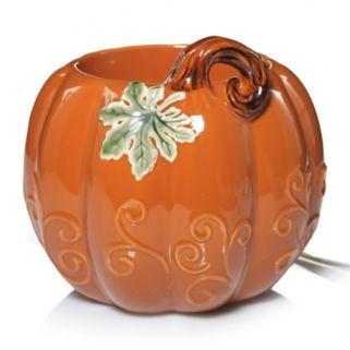Yankee Candle simply home Scenterpiece Pumpkin Wax Melt Warmer