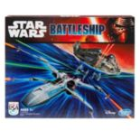 Star Wars: Episode VII The Force Awakens Battleship Game by Hasbro