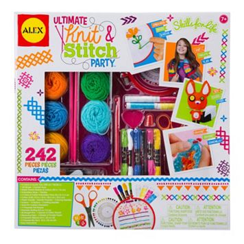ALEX Ultimate Knit & Stitch Party