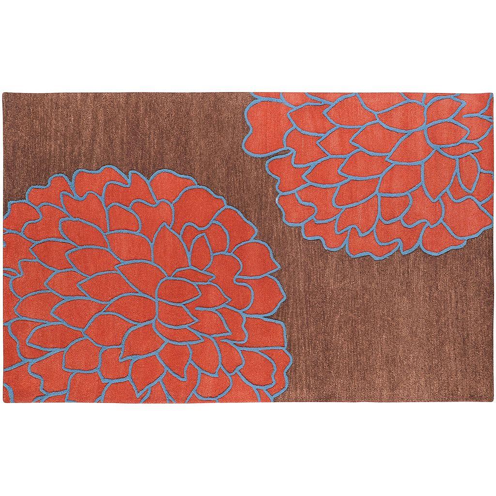 Artisan Weaver Purcell Floral Wool Rug