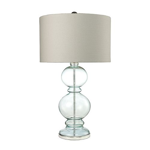 Dimond Curvy LED Table Lamp