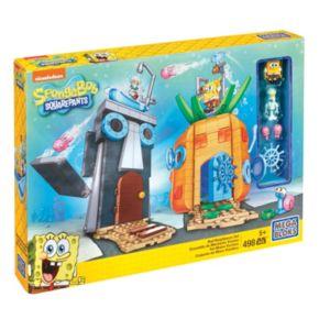 Mega Bloks SpongeBob SquarePants Bad Neighbors Set