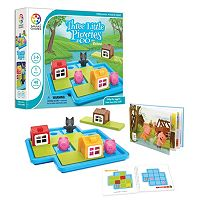 Three Little Piggies Multi-Level Logic Game by SmartGames