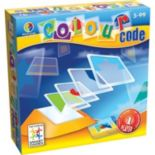Color Code Multi-Level Logic Game by SmartGames