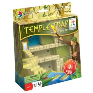 Temple Trap Multi-Level Logic Game by SmartGames