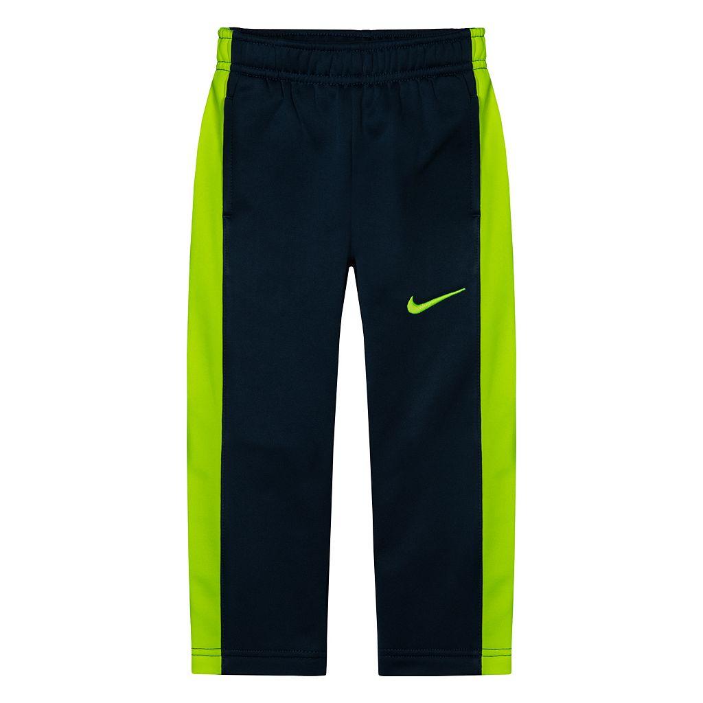 Boys 4-7 Nike KO Therma-FIT Fleece Pants