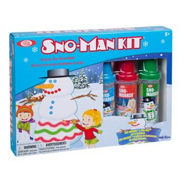 Ideal Sno-Man Kit