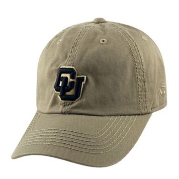 Adult Top Of The World Colorado Buffaloes Crew Baseball Cap