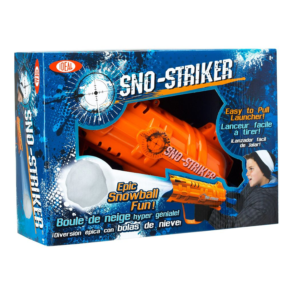 Ideal Sno Striker