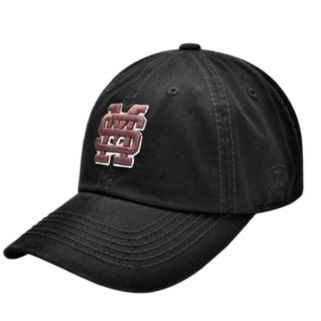 Adult Top Of The World Mississippi State Bulldogs Crew Baseball Cap