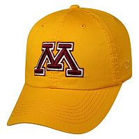Adult Top of The World Minnesota Golden Gophers Crew Baseball Cap
