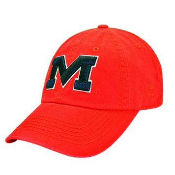 Adult Top Of The World Ole Miss Rebels Crew Baseball Cap