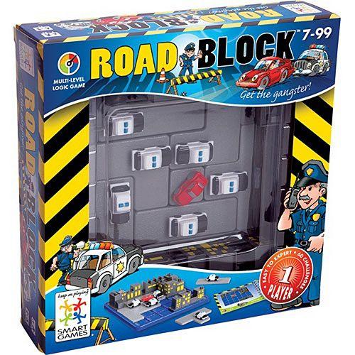 RoadBlock Multi-Level Logic Game by SmartGames