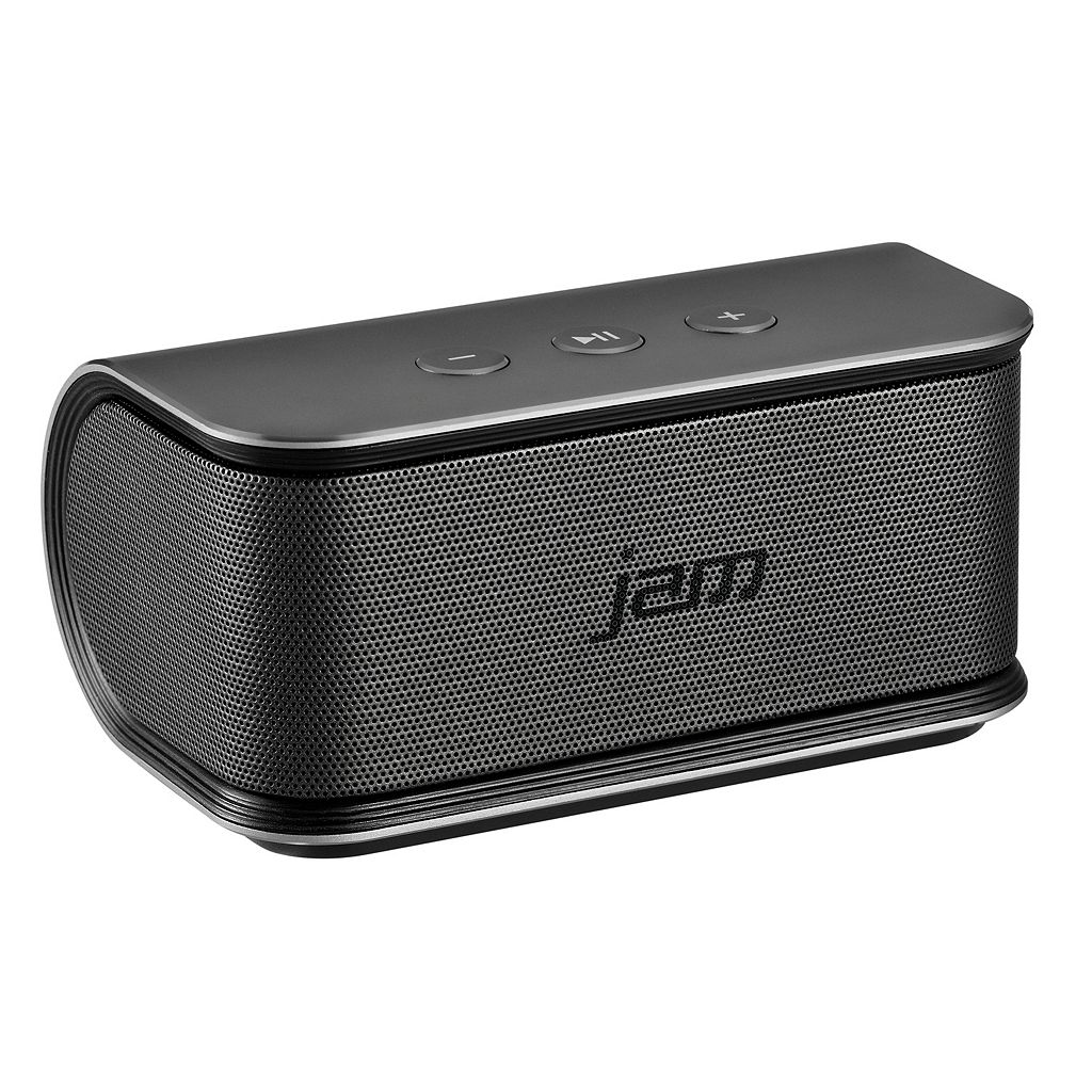 HMDX JAM Alloy Wireless Bluetooth Stereo Speaker