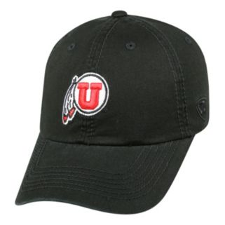 Youth Top of the World Utah Utes Adjustable Cap