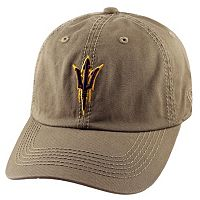 Adult Top Of The World Arizona State Sun Devils Crew Baseball Cap