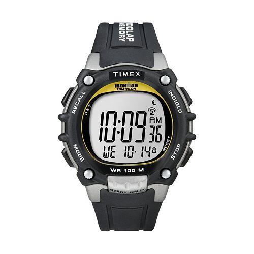 Timex Men's Ironman Triathlon Digital Watch - T5E2319J