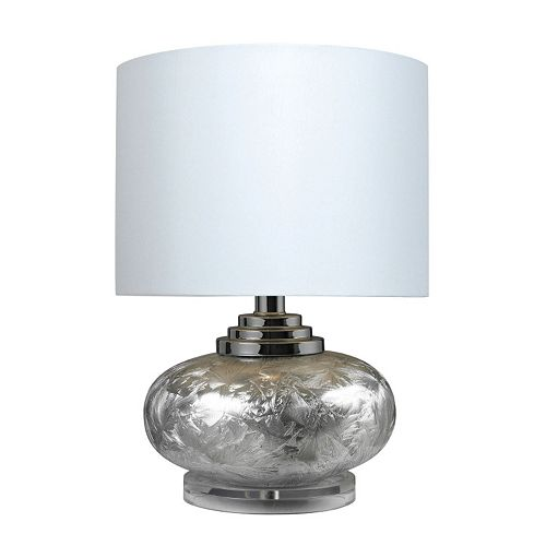 Dimond Frosted Finish LED Table Lamp