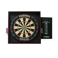Triumph 'Defender' Deluxe Backboard Combo Unit