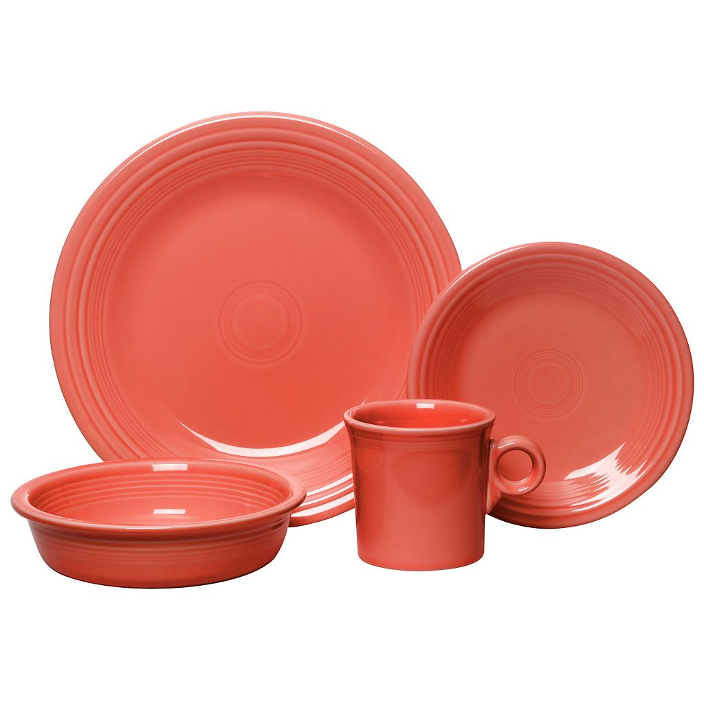 Fiesta 16-pc. Dinnerware Set
