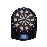 Triumph Sports USA Evolution Electronic Dartboard with Tru-Color Display