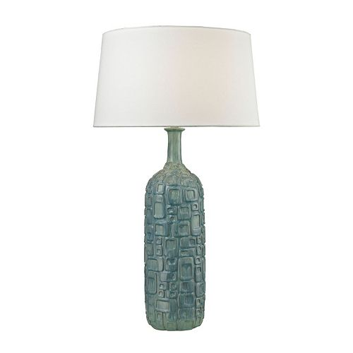 Dimond Bordeaux Bottle Table Lamp